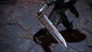 Path of Exile: Colossus One & Two-Hand Sword Skin