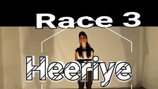 Heeriye Song Race 3 dance choreography | Salman Khan | Jacqueline Fernandez