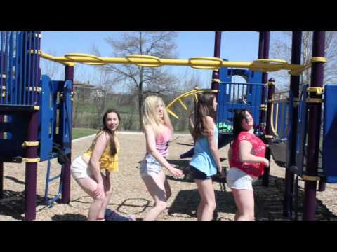 Fifth Harmony Me And My girls Fan made Music Video