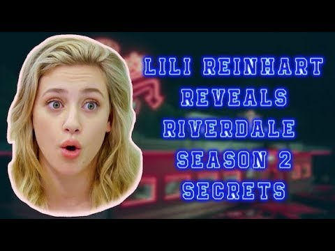 Lili Reinhart Reveals Riverdale Season 2 Secrets