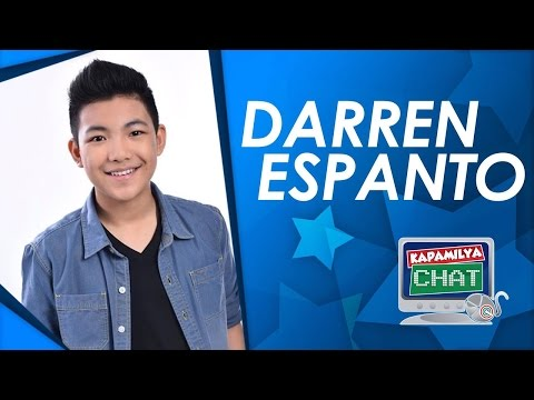 Kapamilya Chat with Darren Espanto for The Other Side of Darren