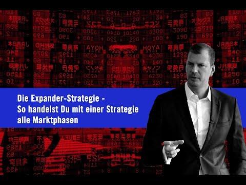 Die Expander-Strategie - Wieland Arlt (Torero Traders School)