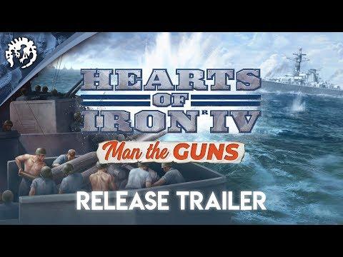 Hearts Of Iron IV: Man The Guns enhances naval combat | Rock