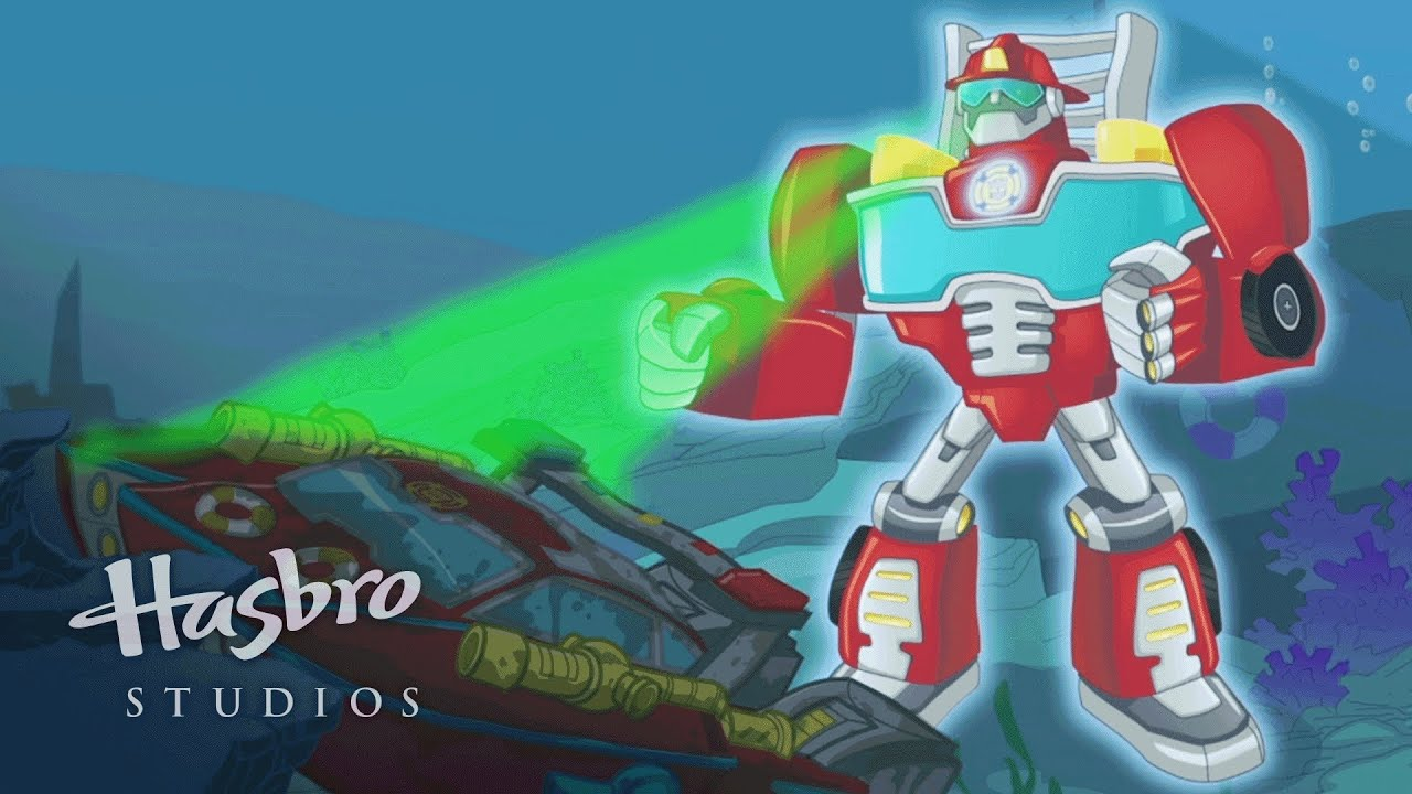 Transformers rescue bots heatwave s rescan youtube
