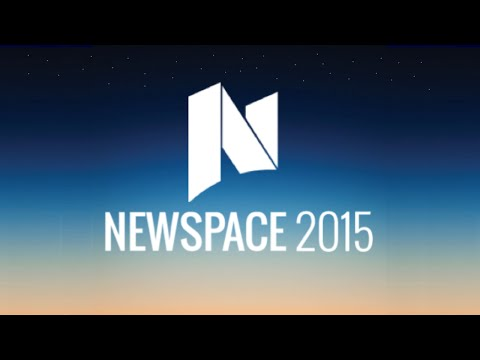 NewSpace 2015 - Keynote Presentation by Spaceflight Industries President & CEO Jason Andrews