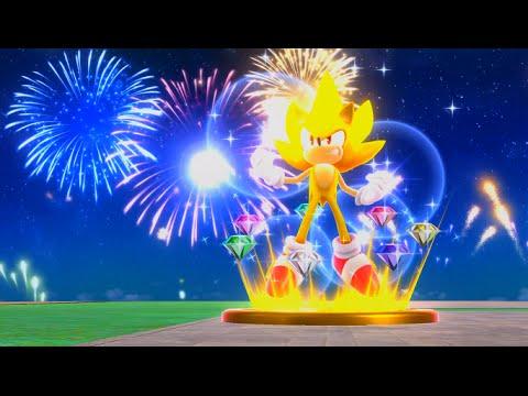 Super Smash Bros. for Wii U - All-Star Mode - Sonic (Hard)
