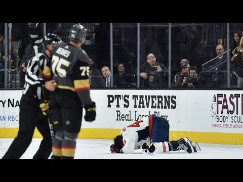 NHL: Blindside Hits