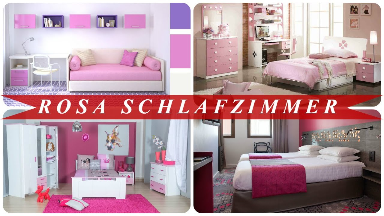 rosa schlafzimmer youtube. Black Bedroom Furniture Sets. Home Design Ideas
