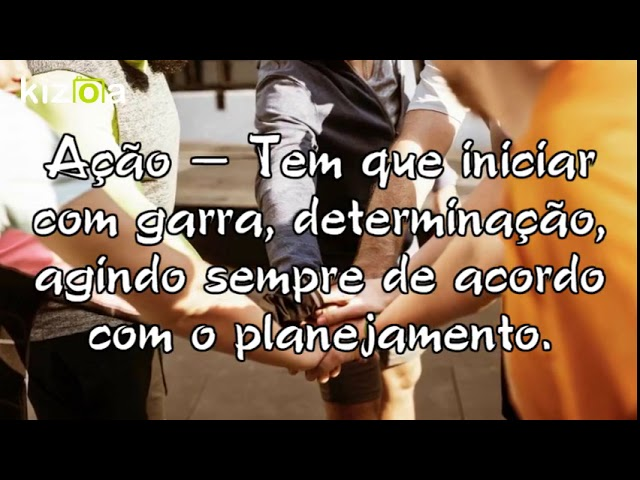 Montagem Vídeo Kizoa: METODOLOGIA DO COACHING