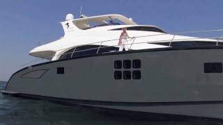 SUNREEF YACHTS Power 70 Luxury Catamaran