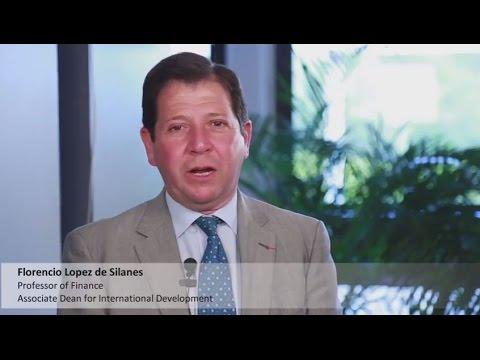 Will Trump's Financial Deregulation Work? Florencio Lopez-de-Silanes Discusses His Research Findings