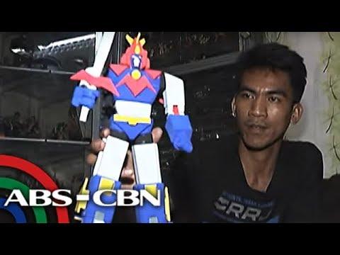 TV Patrol: Pedicab driver, hinangaan ng 'superheroes'