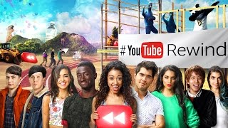 YouTube Rewind: The Ultimate 2016 Challenge | #YouTubeRewind(YouTube Rewind 2016. Celebrating the videos, people, music and moves that made 2016. #YouTubeRewind Spend more time with your favorite creators, ..., 2016-12-07T18:00:03.000Z)
