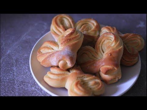 булочки из сдобного теста с сахаром рецепт пошагово
