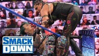 Natalya & Tamina vs. The Riott Squad: SmackDown, May 28, 2021
