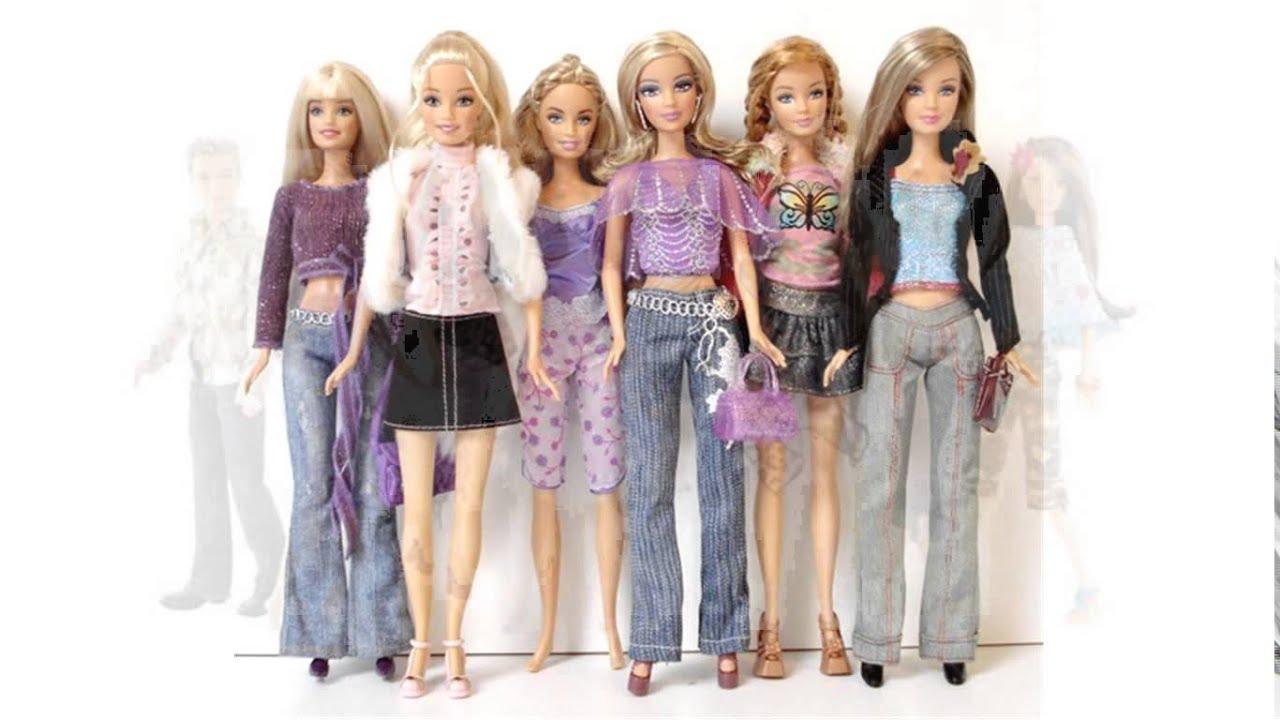 Fashion Fever Barbie Clothes