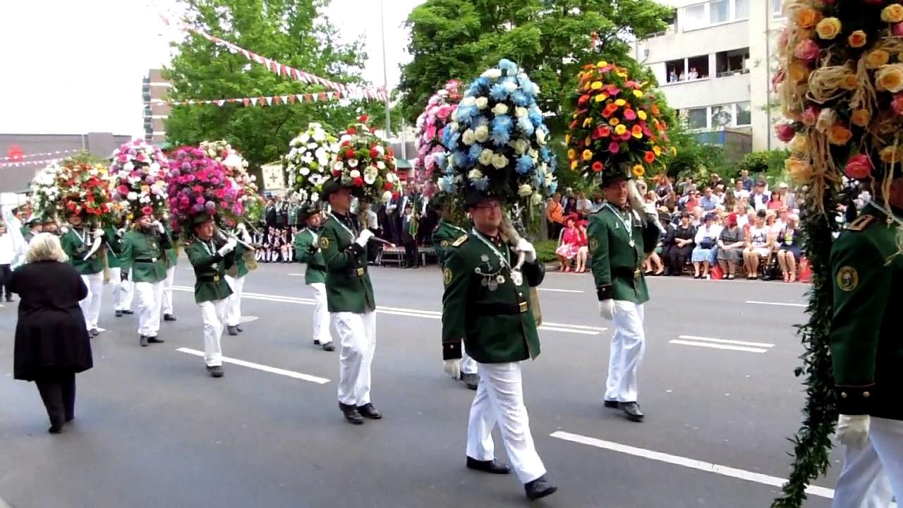 Download Schützenfest Neuss-Furth Pfingsten 2017, Sonntag Parade, Teil 2