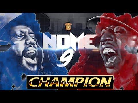 K SHINE VS RUM NITTY FINALLY - SMACK/URL | CHAMPION