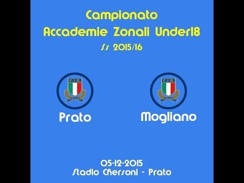 Campionato Accademie Zonali U18 - Prato vs Mogliano