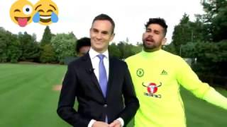 diego costa funny moments at chelsea.