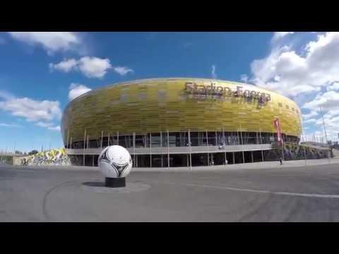 Stadium Energa Gdansk tour