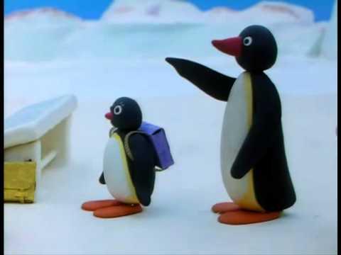 Episode no.28 Pingu's Admirer