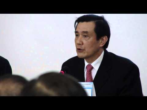 Human rights in Taiwan: President Ma (English) 馬英九 台灣人權 英文