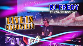 Download DJ FREDY FR ENTERTAINMENT LIVE IN NASHVILLE SABTU 27 FEBRUARI 2021