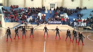 Slash Dance at Libels Cup 2016 | SMA N 11 Semarang