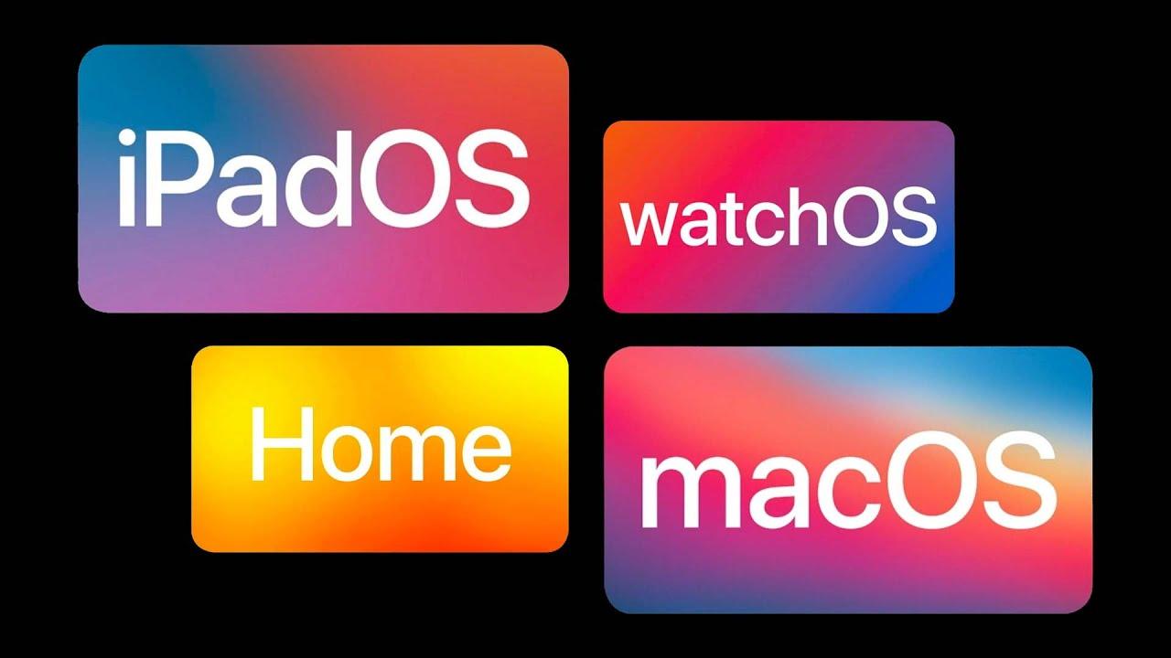 macOS, iPadOS, tvOS watchOS có gì mới?