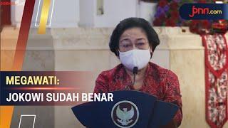 Megawati kepada Jokowi: yang Tegar ya, Pak... - JPNN.com
