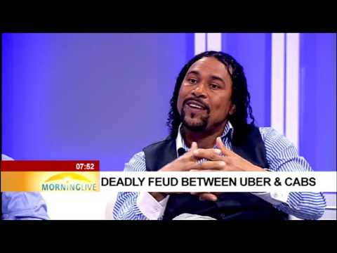 Deadly feud between Uber & Cabs 2