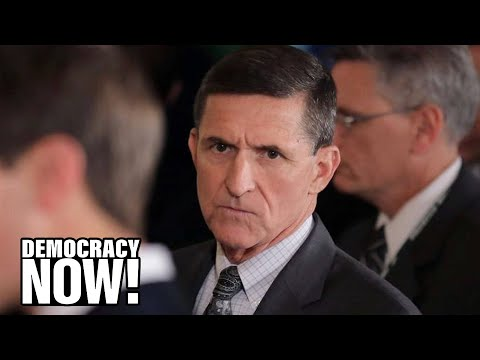 Glenn Greenwald on Flynn-Russia Leaks: Highly Illegal & Wholly Justified
