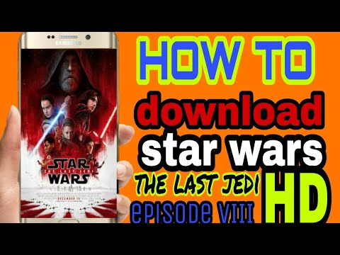 How to download Star Wars The Last Jedi full Hd Movie Hindi