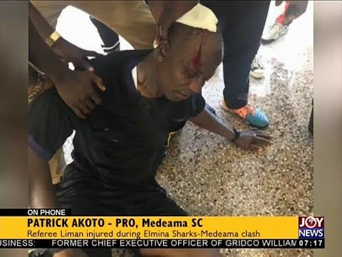 Ghana Premier League - AM Sports on JoyNews (19-4-18)