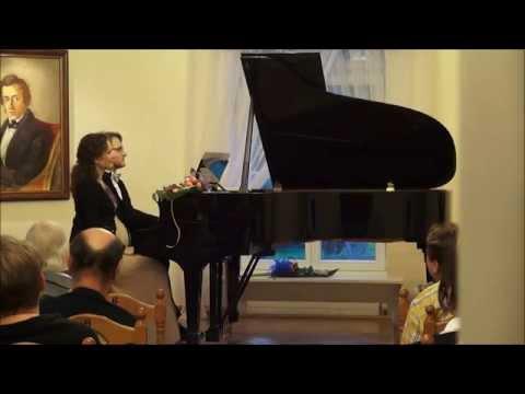 Jekaterina i Stanislaw Drzewieccy, J. Brahms: Hungarian Dance N.5 cis moll