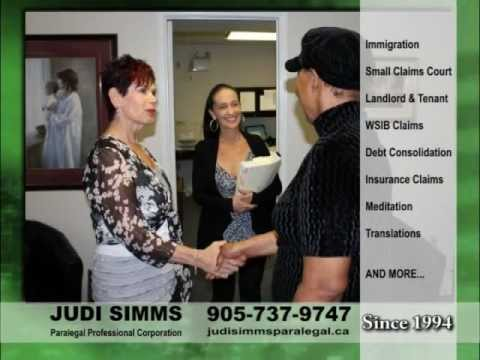 Judi Simms Paralegal Professional Corporation
