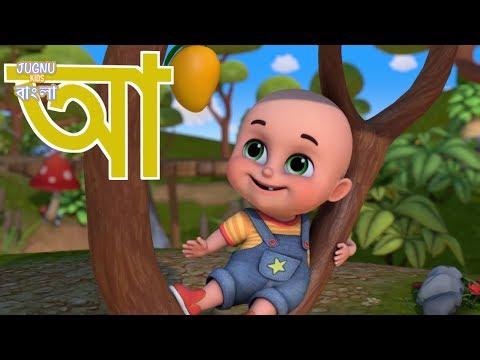 Aye Ajagar   Oi Ojogor Asche Tere   অ'য় অজগর আসছে তেড়ে   Bengali Rhymes Jugnu Kids Bangla
