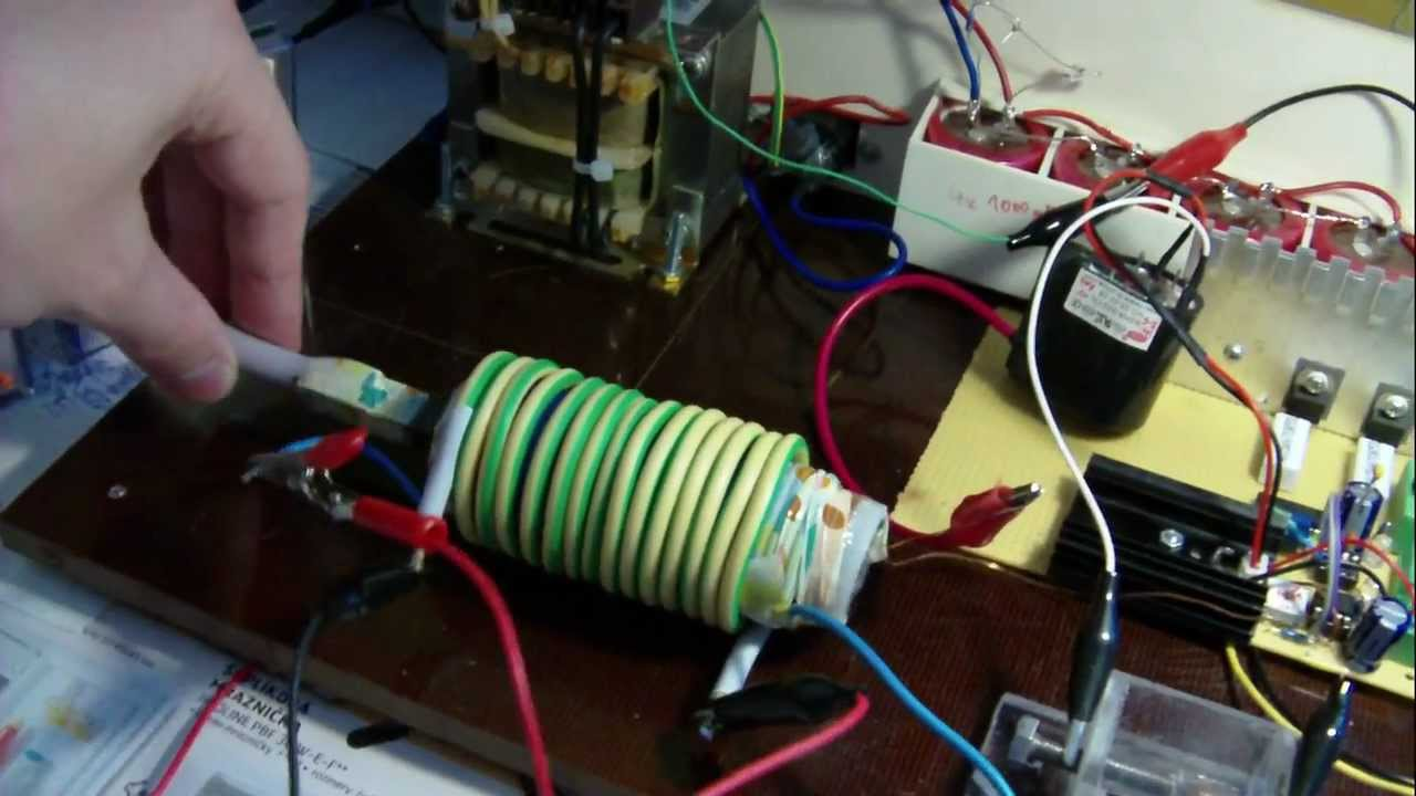 Kapa energy device - next test - with schematic - YouTube