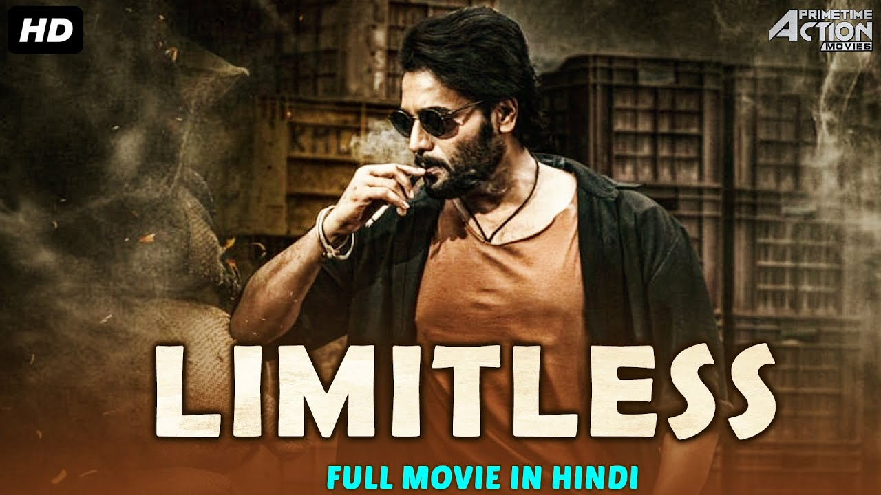 LIMITLESS - Hindi Dubbed Full Action Romantic Movie   South Indian Movies Dubbed In Hindi Full Movie