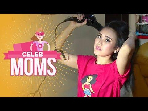 Celeb Moms: Ayu Ting Ting, Rambut Gak Kering-kering - Episode 154