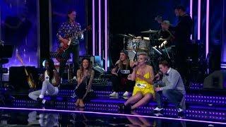 Vad tycker Idol-juryn om Victoria Björlings grupps framträdande i Idol 2016? - Idol Sverige (TV4) thumbnail