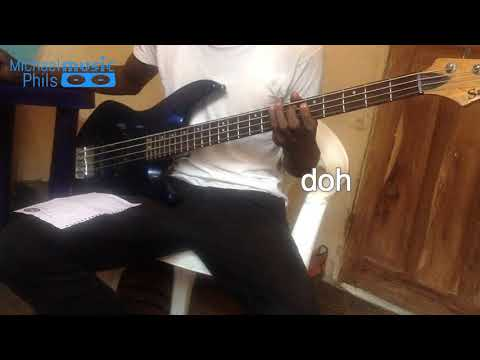 "Bass groove for nigeria/african praise ""What shall I say unto the lord"""