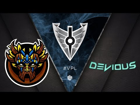 Witch Doctor vs Devious Methods Game 1 - VPL Summer Open - NA Play-In Round