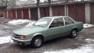 OPEL Commodore C Berlina 1979 2.5i Automatic 3-doors