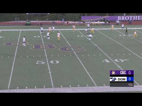 Dillon Byrkit 2022 Christian Brothers College High School (CBC) Soccer Highlights.