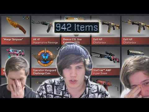 1000 GUN TRADE UP - CS:GO Gun Trade Ups