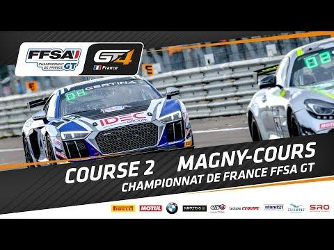 Course 2 - Magny-Cours - Championnat de France FFSA GT