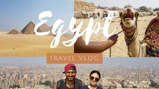 EGYPT // (Travel Vlog)