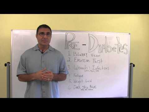 6 Signs of PreDiabetes